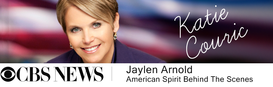 Jaylens Challenge Foundation Katie Couric American Spirit