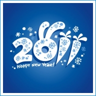 Happy New Ywar 2011