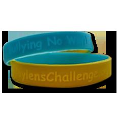 Jaylens Challenge Wristband