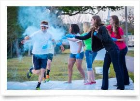 Jaylens Challenge 2013 Color Me Bully 5k Free Fun Run