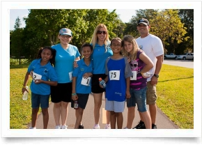 Jaylens Challenge 5k Run-Walk 2011